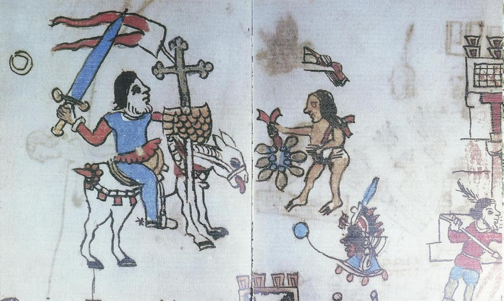 impact spanish conquest aztecs Life before the conquest the aztecs were a americanization people of central mexico in the fourteenth, fifteenth, and sixteenth centuries they were a civilization.